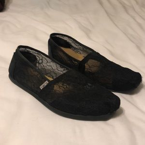 Toms Lace Shoes